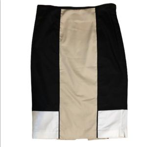 White House Black Market size 00 skirt